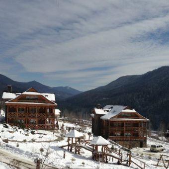 "Views - Hotel ""Koruna"""