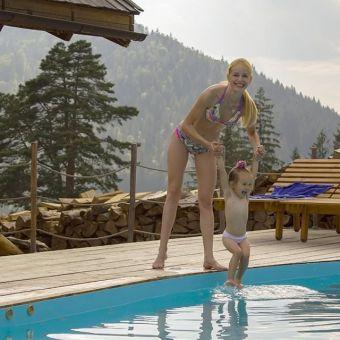 "Swimming pool - Hotel ""Koruna"""