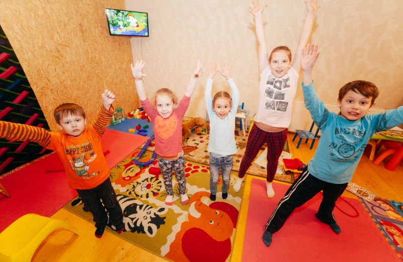"Children room - Hotel ""Koruna"""