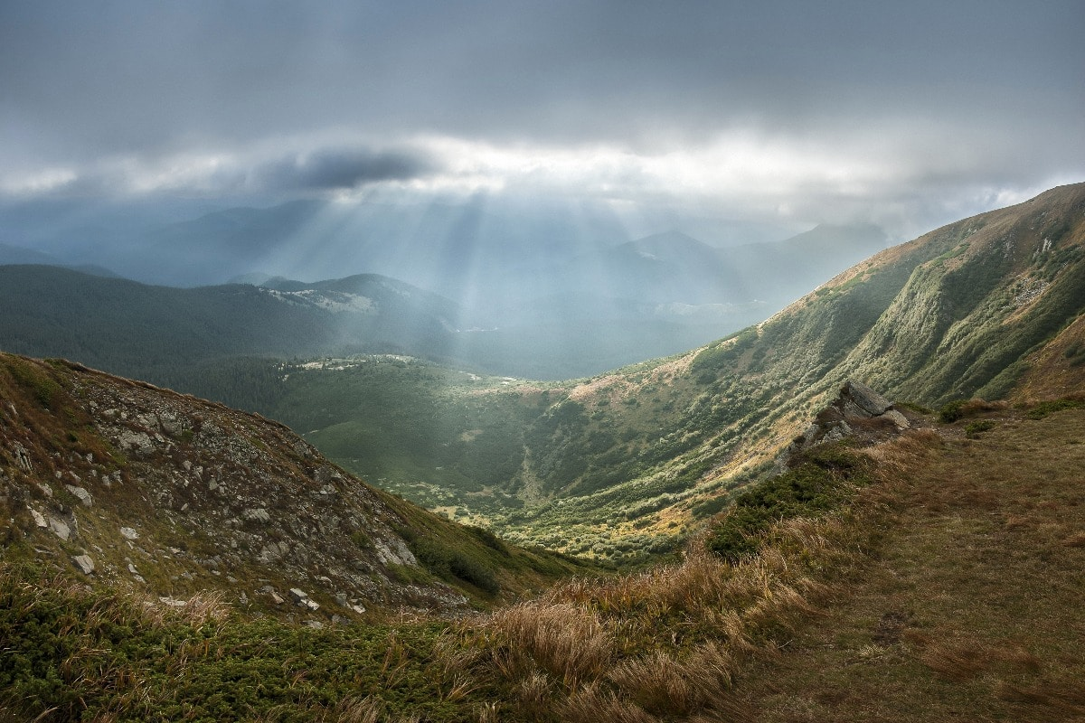 Hoverla mountain