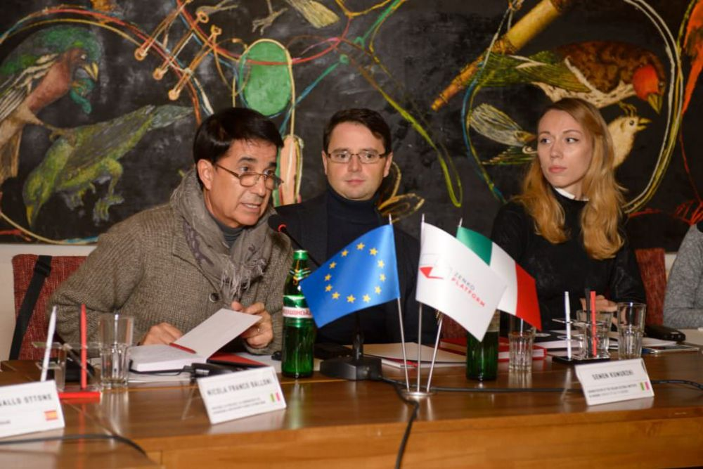 В рамках международного форума Zenko Platform в Карпатах откроется выставка «Дух времени»