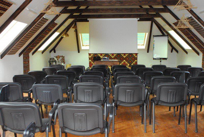 Малый конференц-зал в отеле «Коруна»