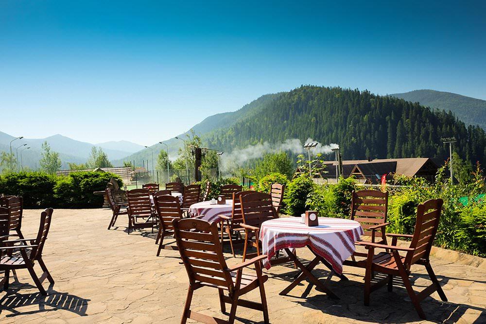 Ресторан - Отель «Коруна»