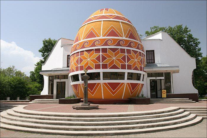 музей Пысанки в Коломые