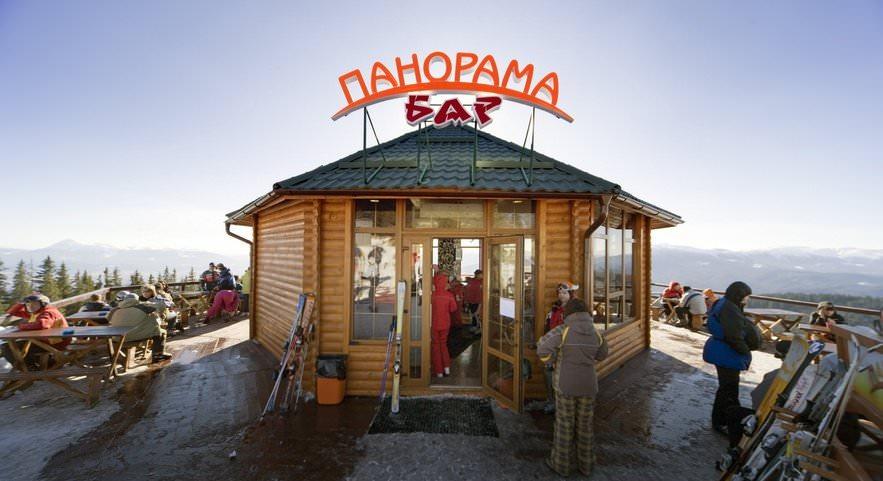 Панорамный бар