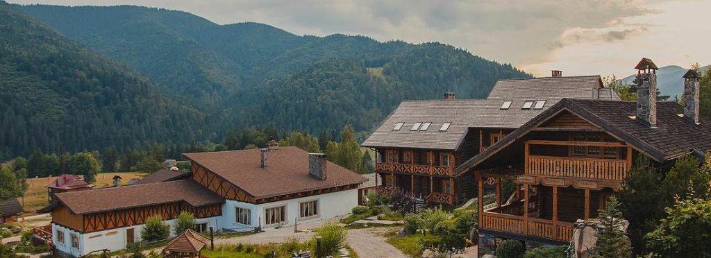 Отель-курорт Коруна