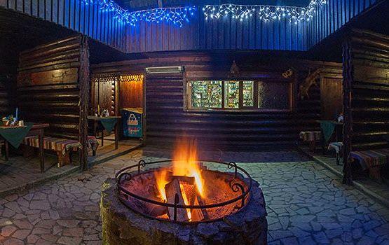 Традиционный гостиный двор