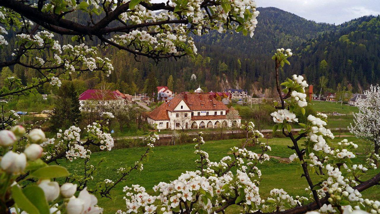 Весна в Татарове