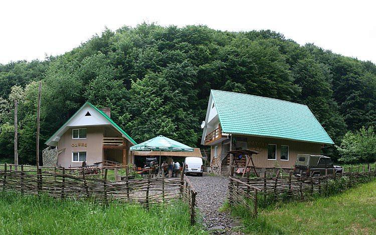 экологичные селения для зеленого туризма
