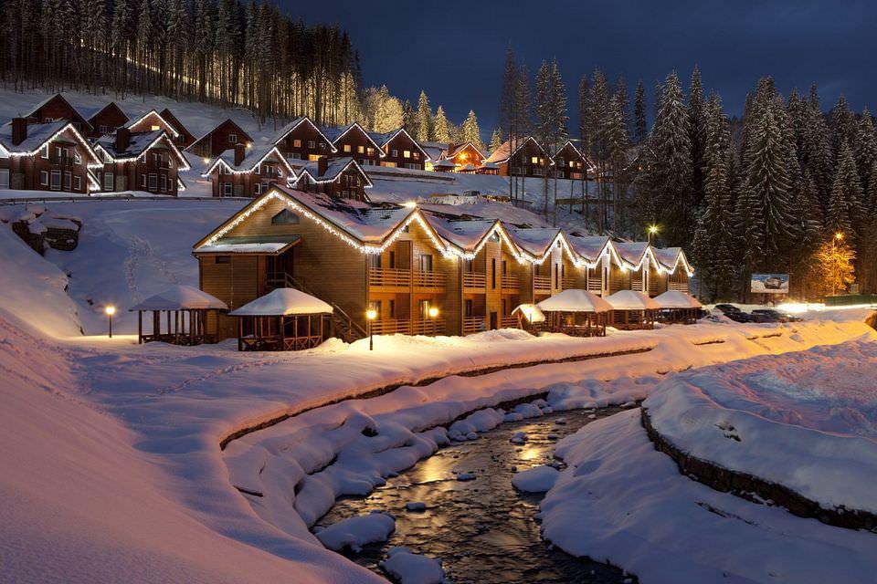 Буковель – элитный горнолыжный курорт