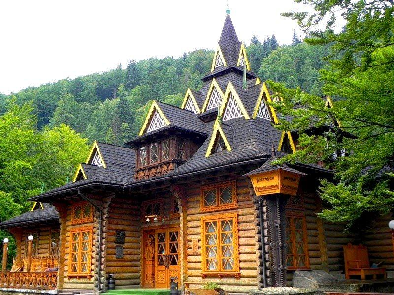 Ресторан-музей «Гуцульщина»