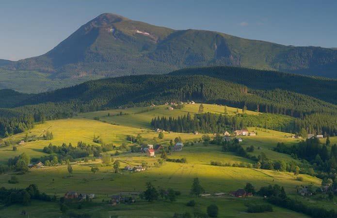 поселок Лазещина