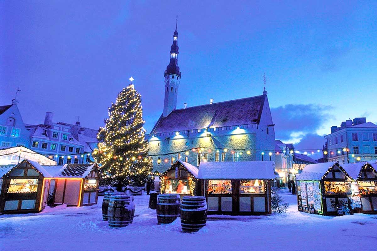Рождественское Закарпатье