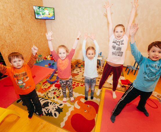 Детская комната - Отель «Коруна»