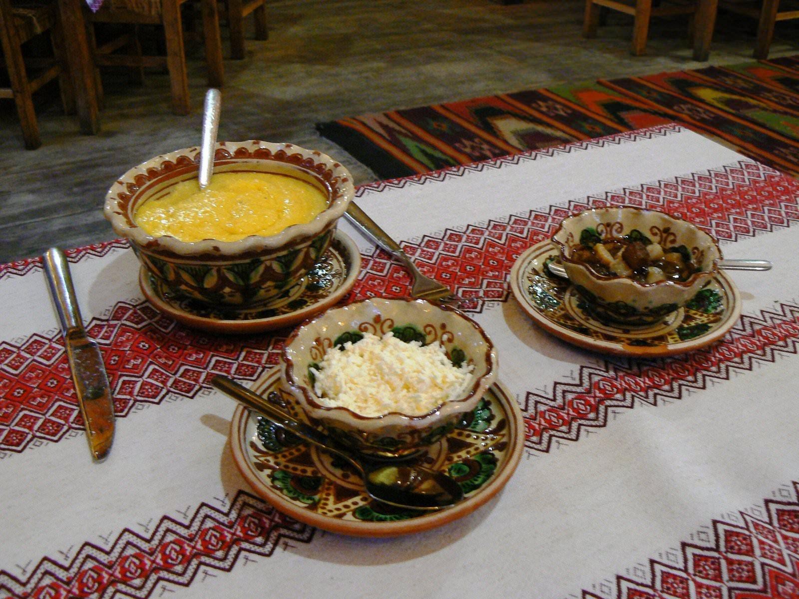 гуцульская кухня