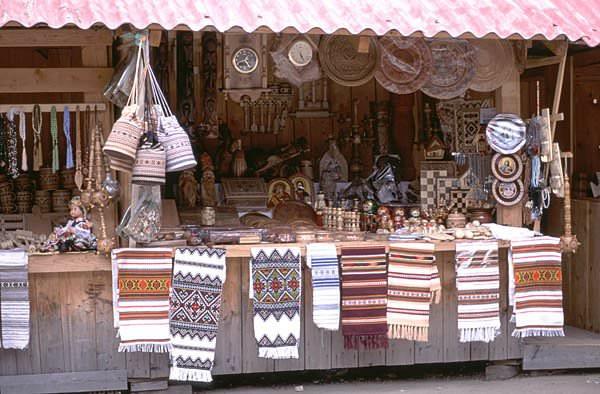 Сувениры из Карпат