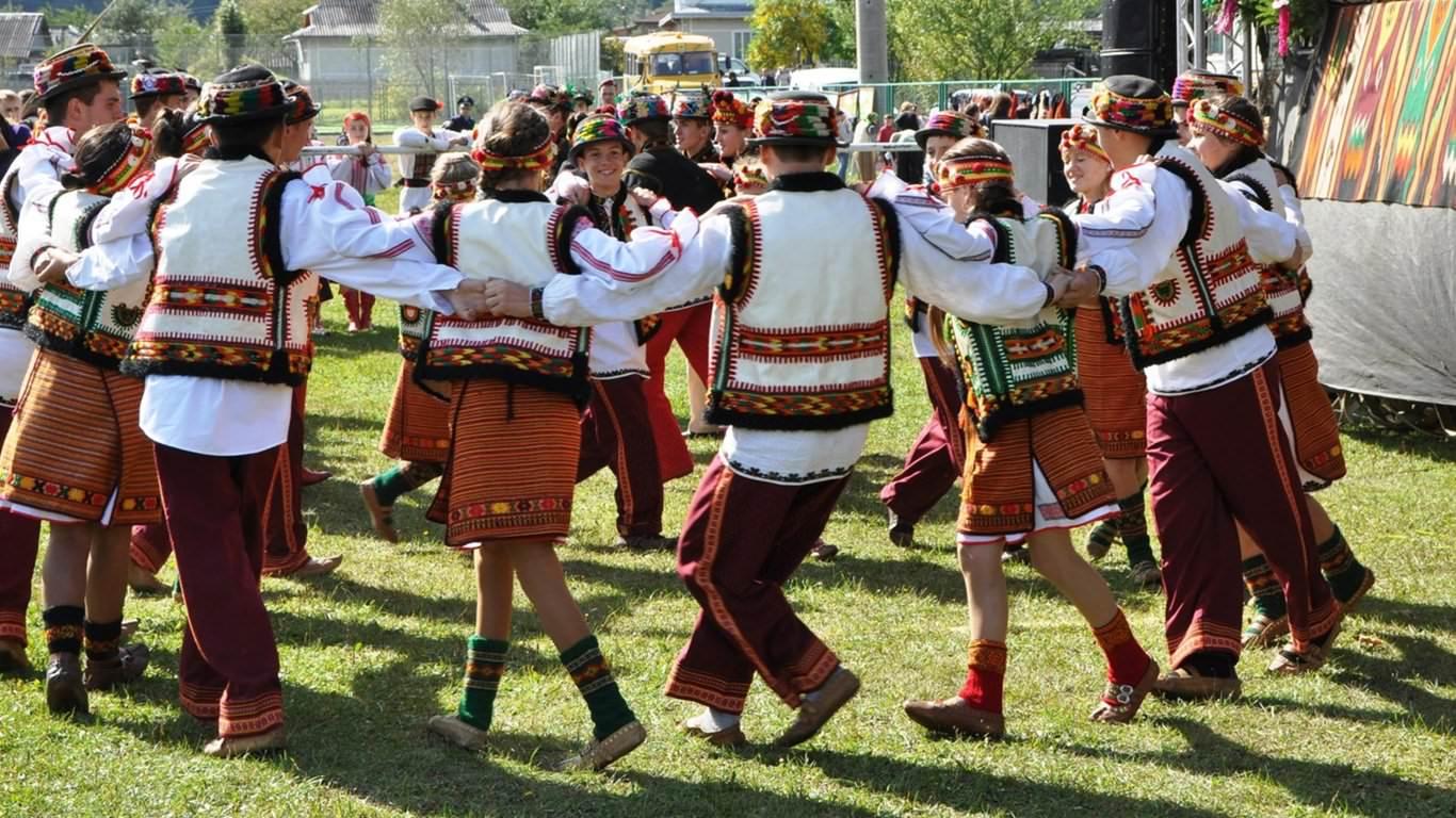 гуцульский фестиваль