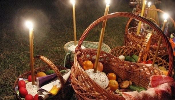Пасхальные традиции в Карпатах