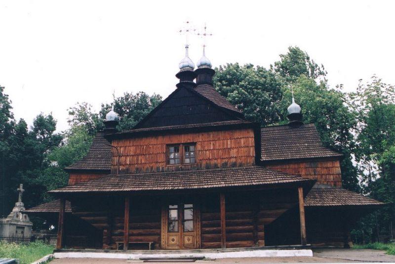 Спасская церковь, Коломыя