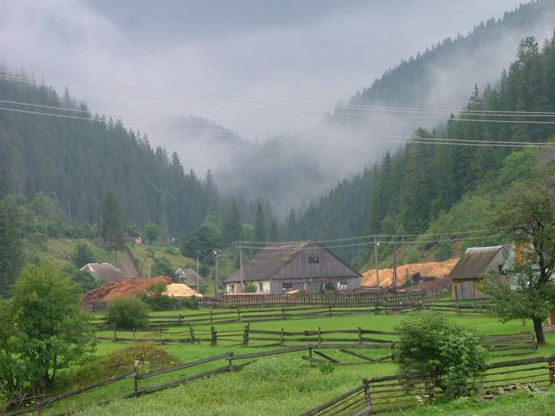 Сказочная атмосфера Татарова
