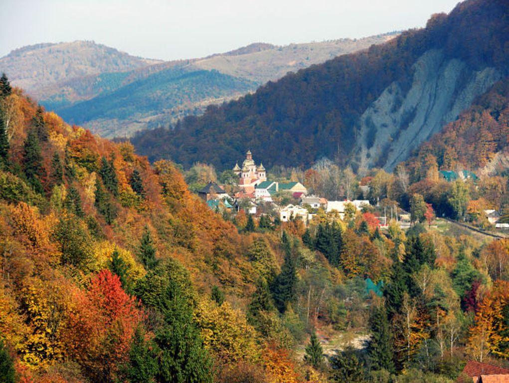 Татаров осенью