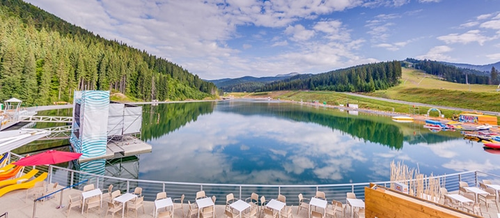 озеро Молодости