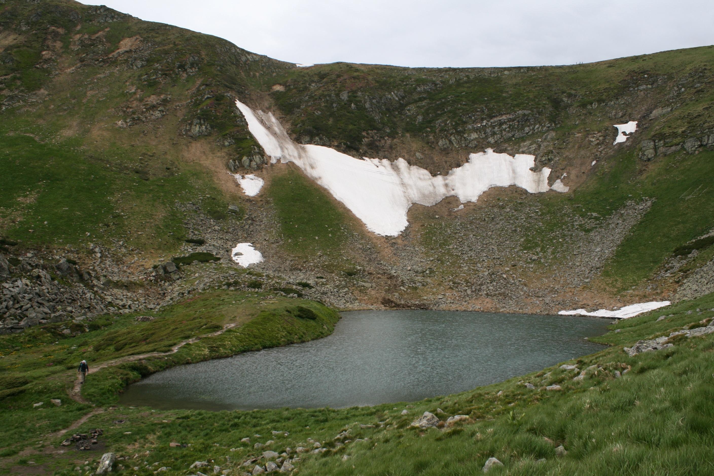 Бребенскуль – наивысшее горное озеро в Украине