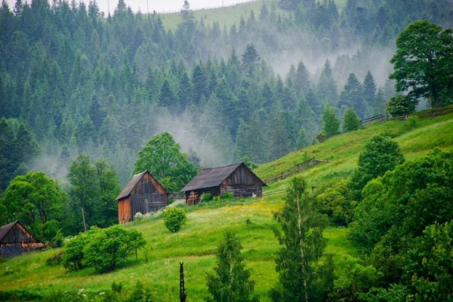 Мистическая атмосфера гор