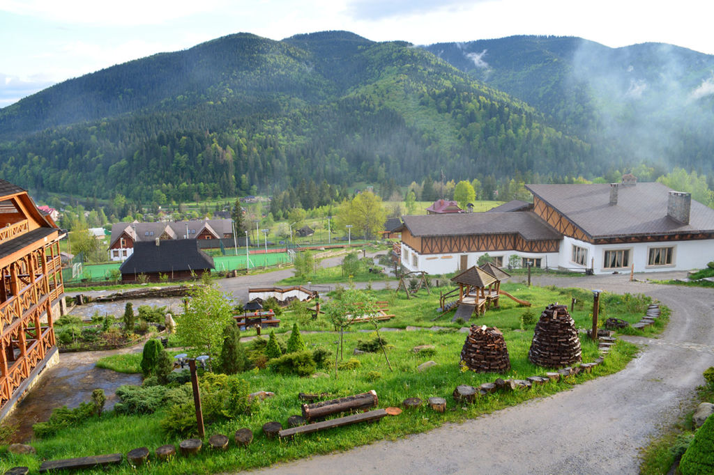 Гостинично-ресторанный комплекс Коруна