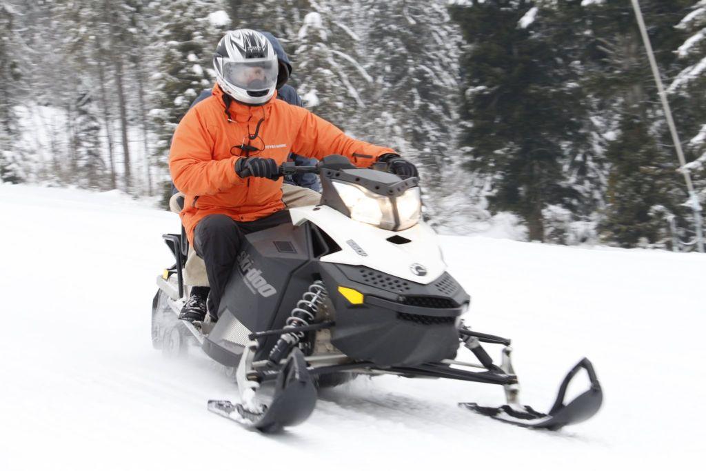 Туризм в Карпатах зимой