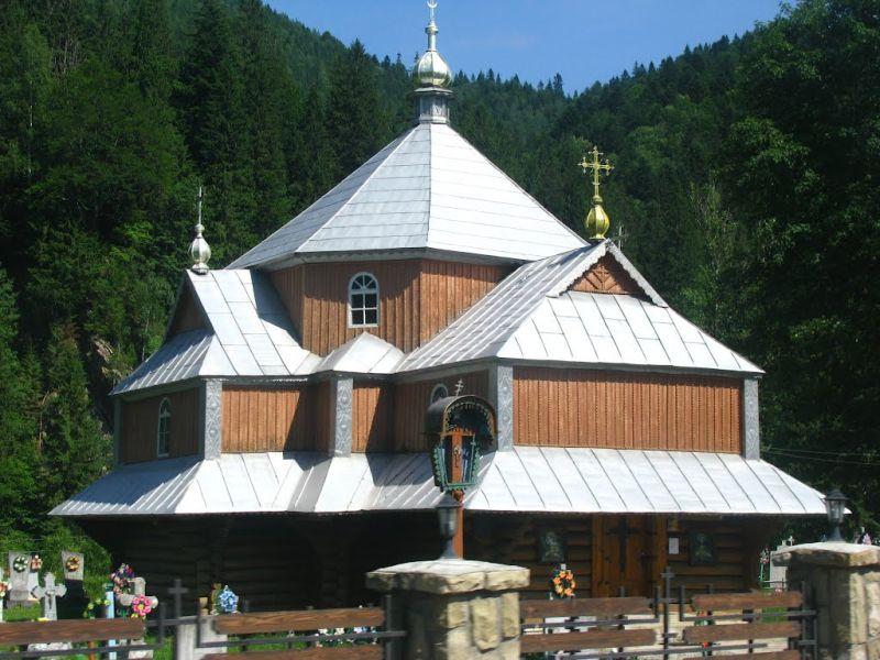 Храм Святого Димитрия (Татаров)