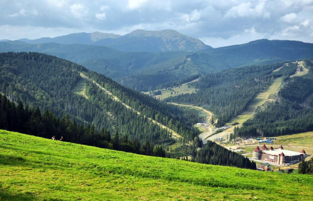 Природа в Татарове