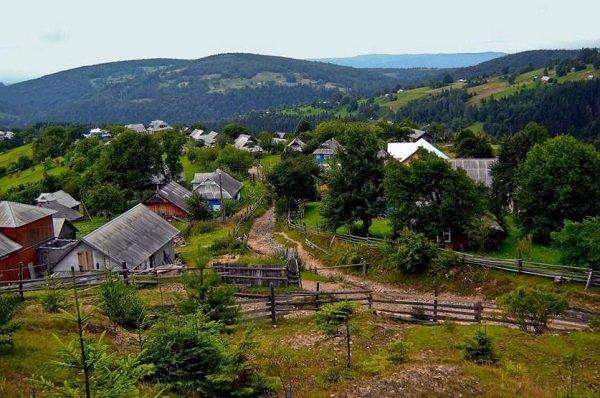 Село Микуличин
