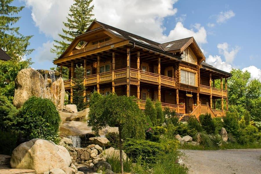 Тур в отель Коруна в Карпаты